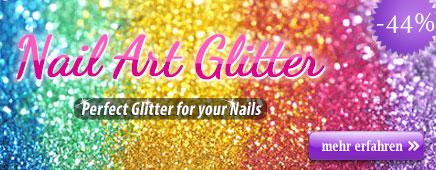 Royal Nails Nail Art Glitter