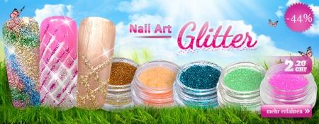 44% Rabatt auf Royal Nails Nail-Art Glitter