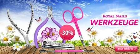 Royal Nails Tools -30%