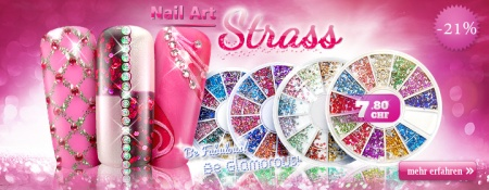 21% Rabatt auf Royal Nails Nail-Art Strass