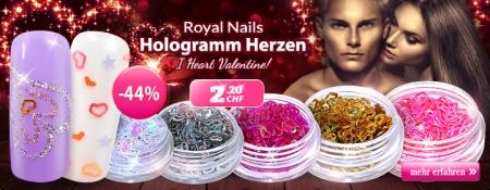44% Rabatt auf Hologramm Herzen