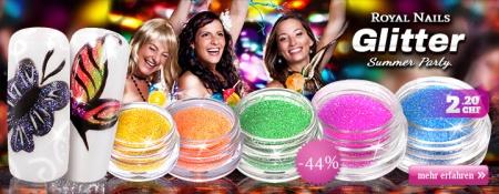 -44% auf Nail Art Glitter